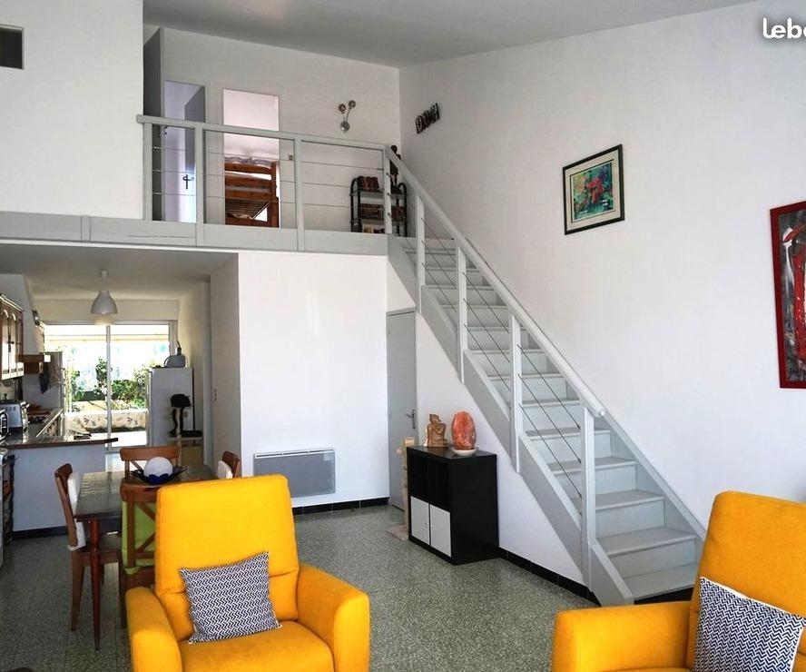 Vente Maison 4 pièces 90m² Sainte-Marie (66470) - photo