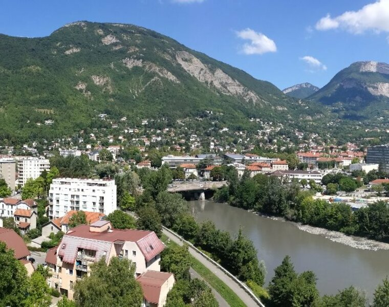 Vente Appartement 94m² Grenoble (38000) - photo