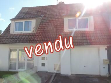 Vente Maison 7 pièces 91m² Étaples (62630) - photo