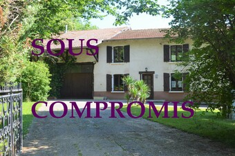 Vente Maison 5 pièces 130m² Commelle (38260) - photo