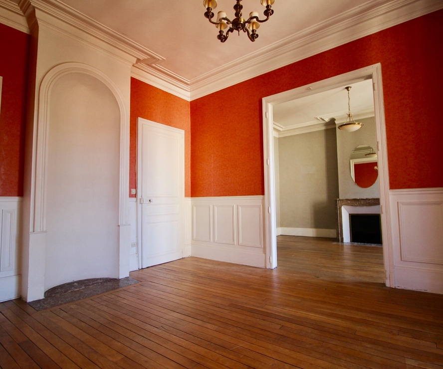 Vente Appartement 5 pièces 109m² Nancy (54000) - photo