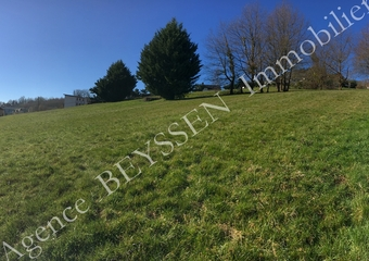 Vente Terrain 2 000m² Objat (19130) - photo