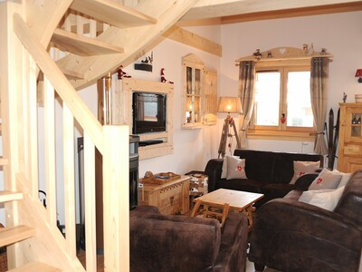 Vente Appartement 4 pièces 74m² Samoëns (74340) - photo