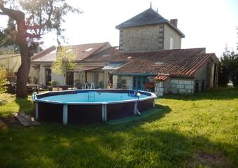 Vente Maison 5 pièces 130m² Saint-Pardoux (79310) - photo
