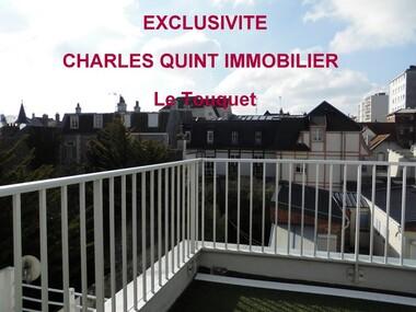 Sale Apartment 2 rooms 33m² Le Touquet Paris Plage 62520 - photo