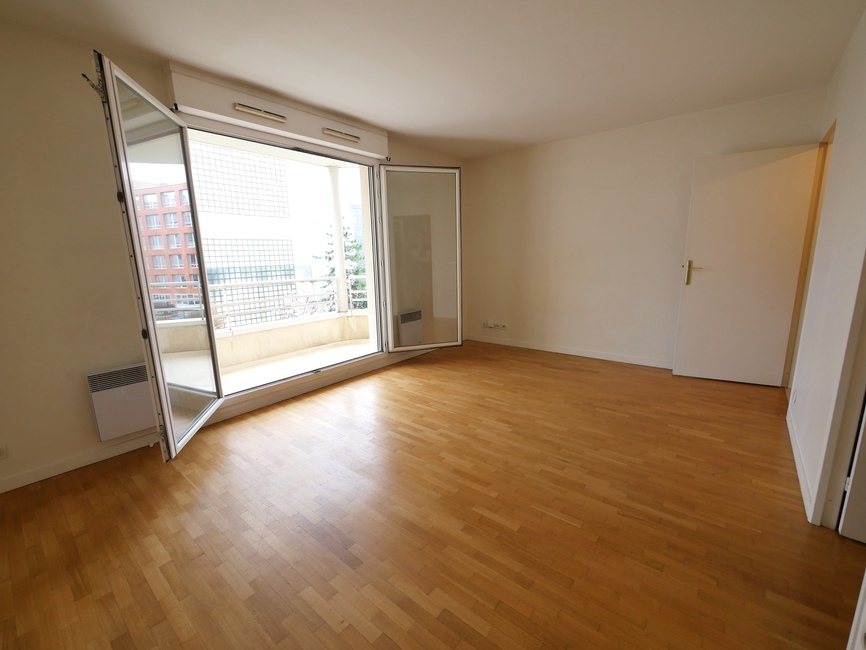 Location Appartement 1 pièce 27m² Suresnes (92150) - photo