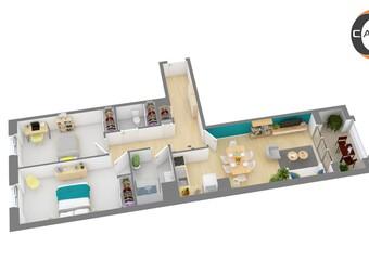 Vente Appartement 3 pièces 68m² Aulnay-sous-Bois (93600)