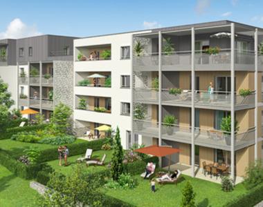Vente Appartement 3 pièces 63m² Villefranche-sur-Saône (69400) - photo
