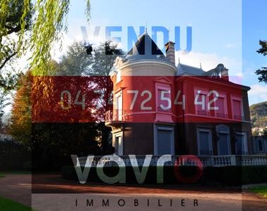 Vente Maison 8 pièces 195m² Couzon-au-Mont-d'Or (69270) - photo