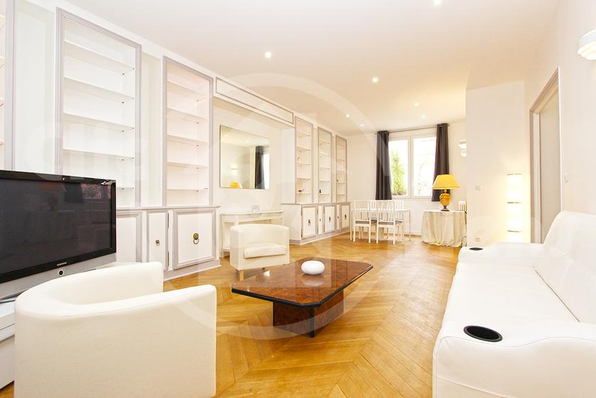 Location Appartement 4 pièces 83m² Paris 16 (75016) - photo