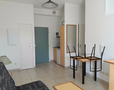 Location Appartement 1 pièce 23m² Sassenage (38360) - photo