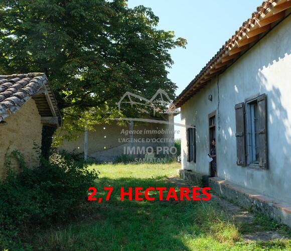 Vente Maison 65m² Gimont (32200) - photo