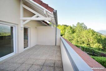 Vente Appartement 5 pièces 99m² Saint-Nazaire-les-Eymes (38330) - Photo 1
