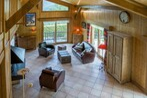 Sale House 6 rooms 213m² Saint-Nicolas-De-Veroce (74170) - Photo 7
