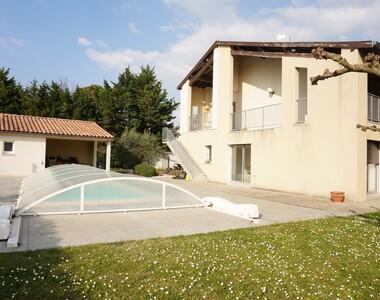 Vente Maison 8 pièces 166m² Beaumont-lès-Valence (26760) - photo