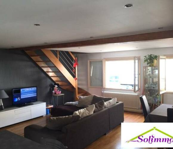Vente Appartement 4 pièces 103m² La Tour-du-Pin (38110) - photo