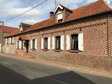 Vente Maison 6 pièces 150m² Roussent (62870) - photo