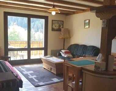 Vente Appartement 2 pièces 49m² Bellevaux (74470) - photo
