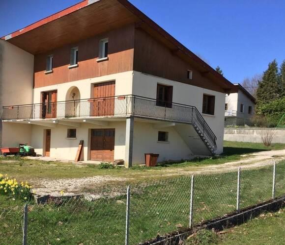Vente Maison 4 pièces 116m² Novalaise (73470) - photo