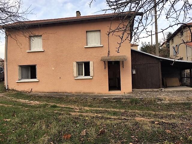 Vente Maison 4 pièces 80m² Cuinzier (42460) - photo