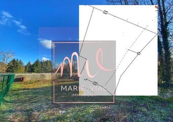 Vente Terrain 480m² Chirens (38850)