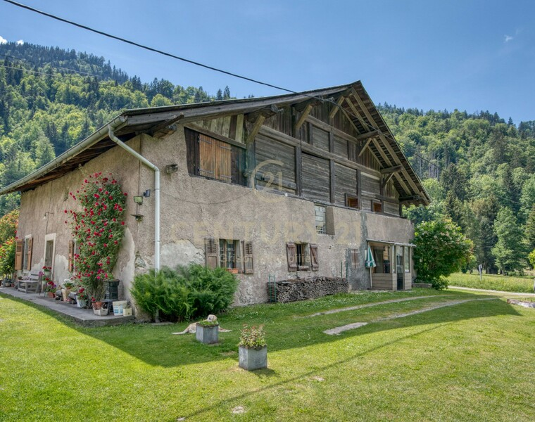 Sale House 7 rooms 154m² Saint-Gervais-les-Bains (74170) - photo