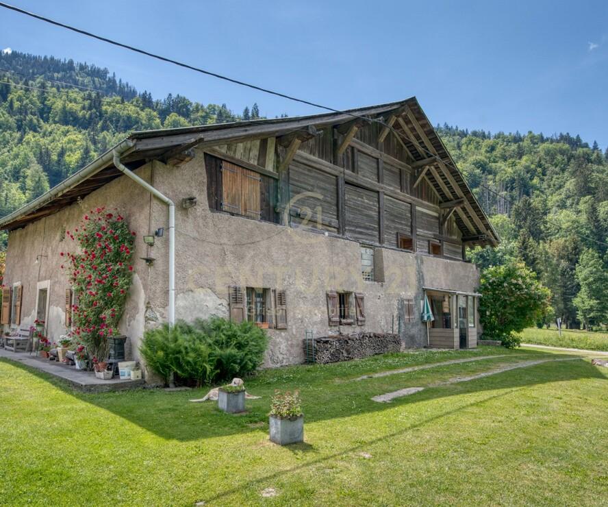 Vente Maison / chalet 7 pièces 154m² Saint-Gervais-les-Bains (74170) - photo