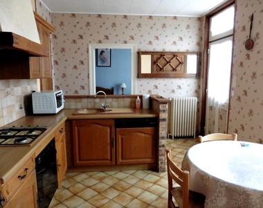 Vente Maison 4 pièces 87m² Saint-Rémy (71100) - photo