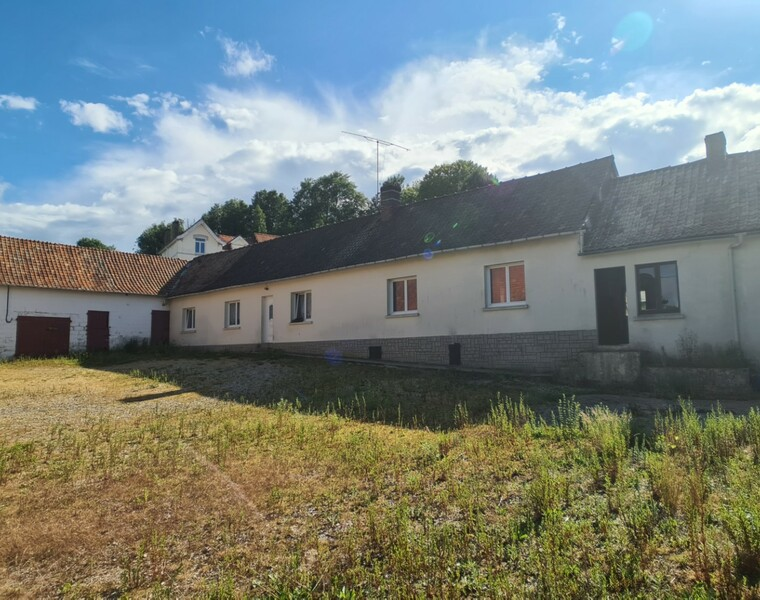 Sale House 8 rooms Boubers-lès-Hesmond (62990) - photo