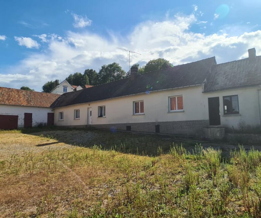 Vente Maison 8 pièces Boubers-lès-Hesmond (62990) - photo