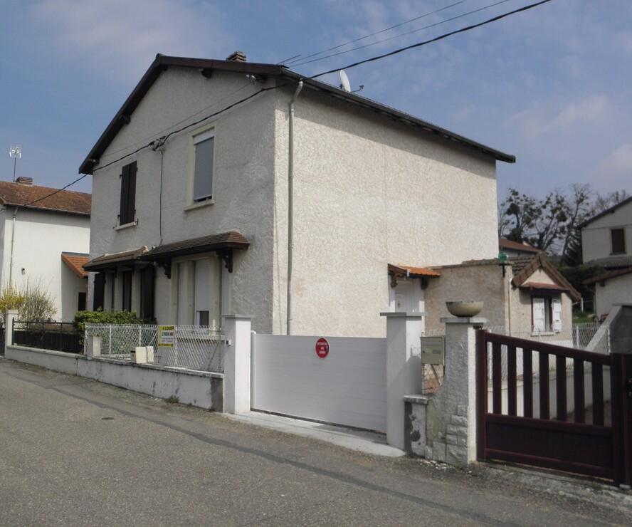 Location Maison 56m² Pouilly-sous-Charlieu (42720) - photo