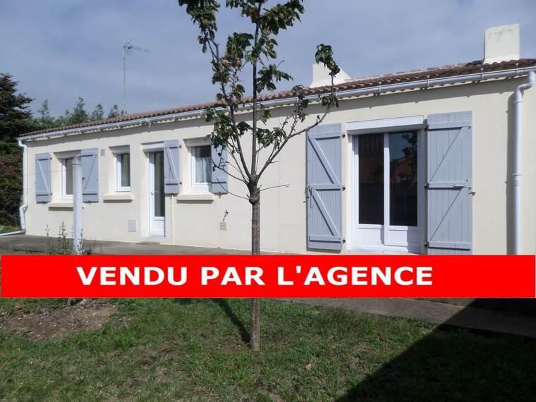 Vente Maison 3 pièces 66m² Olonne-sur-Mer (85340) - photo