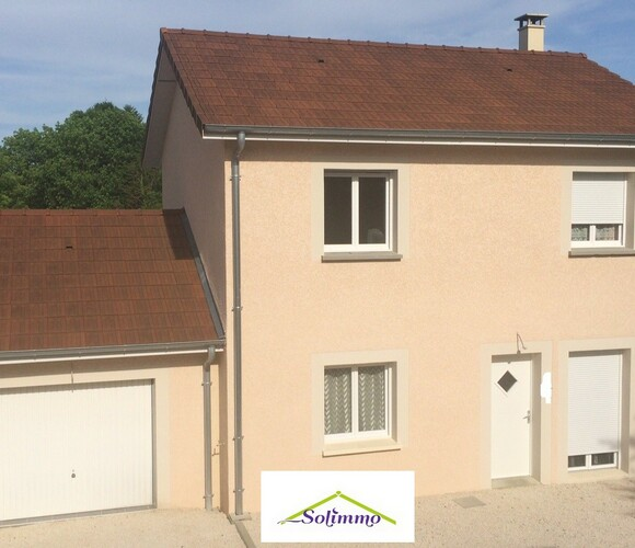 Vente Maison 4 pièces 88m² Les Abrets (38490) - photo