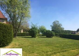 Vente Terrain 780m² Les Abrets (38490) - Photo 1