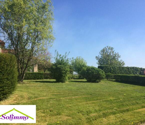Vente Terrain 780m² Les Abrets (38490) - photo