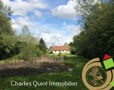 Sale House 6 rooms 193m² Montreuil (62170) - photo