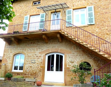 Vente Maison 5 pièces 126m² Liergues (69400) - photo