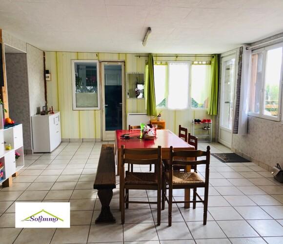 Vente Maison 4 pièces 100m² Vézeronce-Curtin (38510) - photo