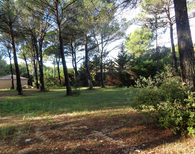 Sale Land 1 046m² Puget (84360) - photo