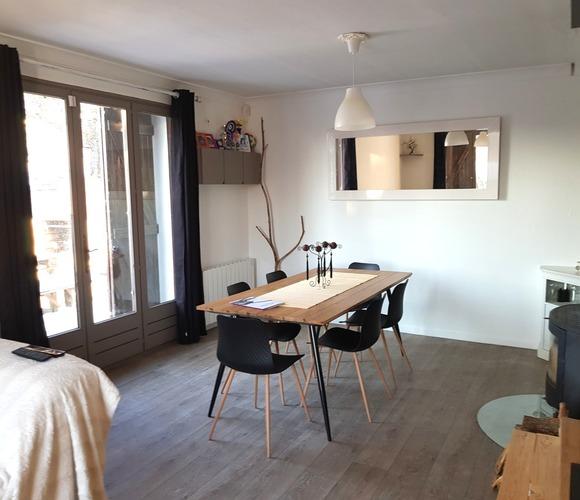 Vente Maison 5 pièces 105m² Montferrat (38620) - photo