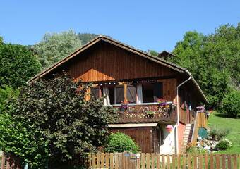 Vente Maison / Chalet / Ferme 4 pièces 80m² Onnion (74490) - Photo 1