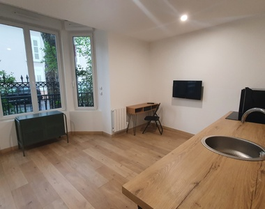 Location Appartement 1 pièce 23m² Vichy (03200) - photo