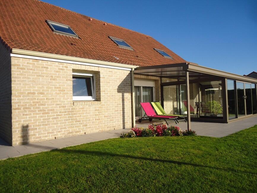 Vente maison 6 pi ces nouvelle glise 62370 328082 for Garage rue leon blum villeurbanne