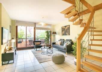 Vente Appartement 5 pièces 117m² Meylan (38240) - Photo 1