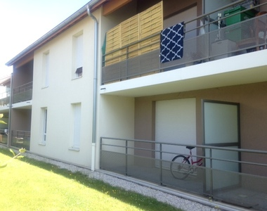 Renting Apartment 2 rooms 44m² Ville-la-Grand (74100) - photo
