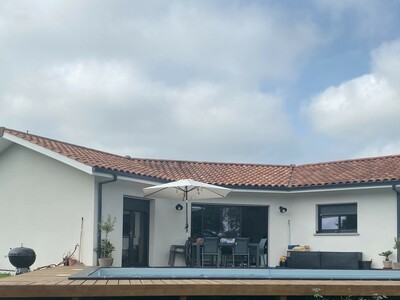 Vente Maison 5 pièces 106m² Candresse (40180) - photo