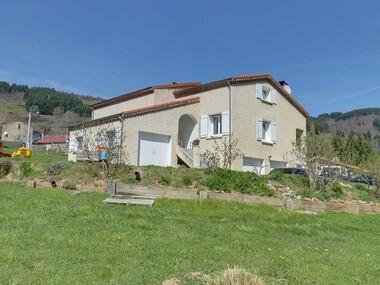 Sale House 6 rooms 140m² Proche Saint Martin de Valamas - photo