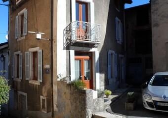 Vente Maison 4 pièces 120m² Saint-Nazaire-en-Royans (26190)