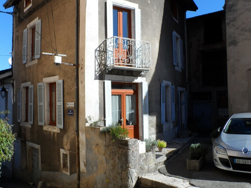 Vente Maison 4 pièces 120m² Saint-Nazaire-en-Royans (26190) - photo