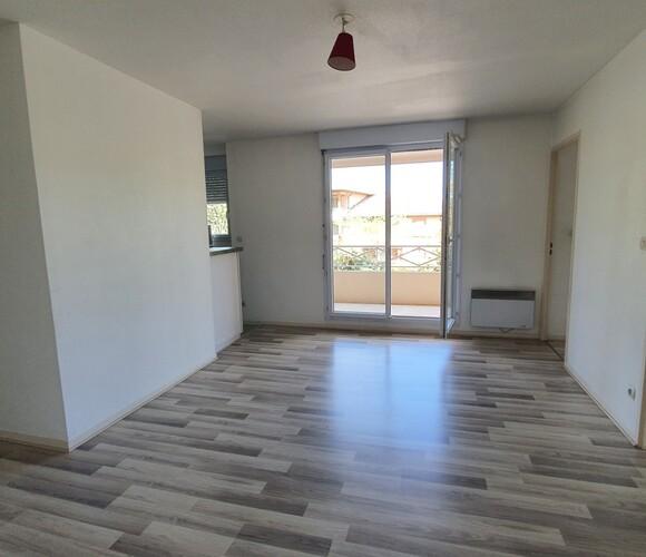 Location Appartement 3 pièces 51m² Toulouse (31100) - photo